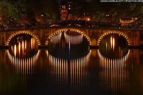 Amsterdam night photos