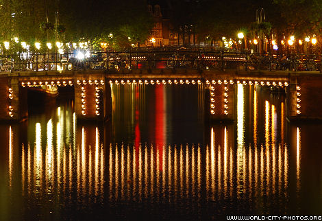 Amsterdam night pictures