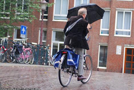 Rain is no problem