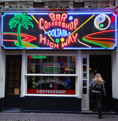 Coffeeshop Hight Way