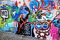 Wall painting Graffiti