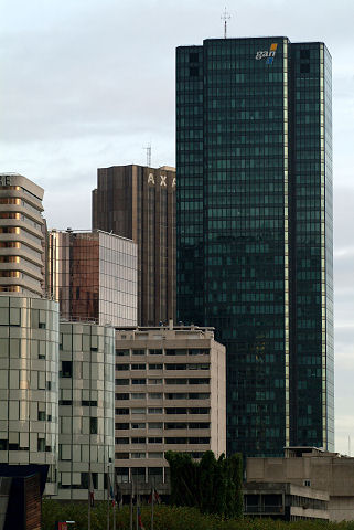 pictures of La Defense