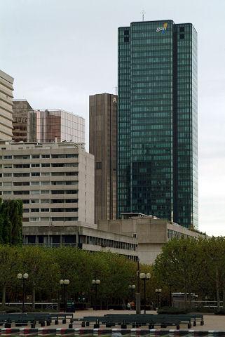 Very high buildings