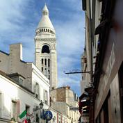 Photography of Sacre Coeur