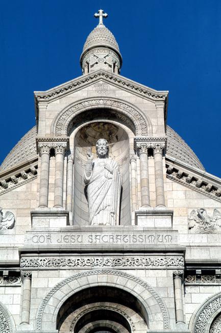 Sacre Coeur Portal