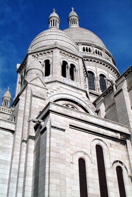 Sacre Coeur photography