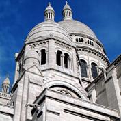Sacre Coeur photography