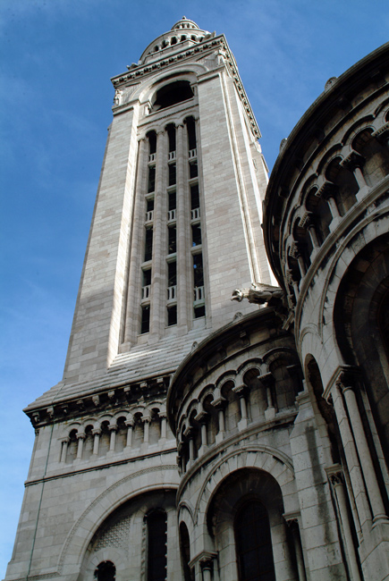 Sacre Coeur tower