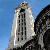 Sacre Coeur tower