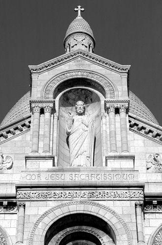 Sacre Coeur - portal