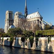 Paris - Notre Dame photography
