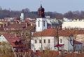 Old Vilnius panorama