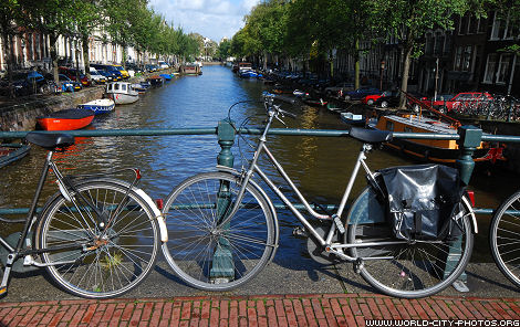 Photos of Amsterdam, Netherlands